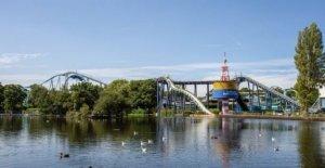 El parque temático se vende después de entrar en la administración