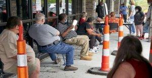 El peor de la pesadilla: los trabajadores despedidos a soportar la pérdida de $600 de ayuda