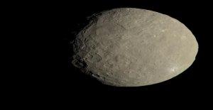 El planeta enano Ceres tiene un antiguo océano' con el agua salada, los investigadores confirman