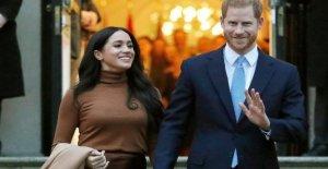 El príncipe Harry, Meghan Markle a mover en la nueva casa de California