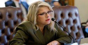 En el bombón de la súplica, un amigo cercano admite haber asesinado ex senador del estado de Arkansas