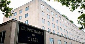 En otra sacudida, Departamento de Estado.'s actuando inspector general dimite en medio de Pompeo sondas