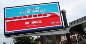 Eurotunnel advierte a los viajeros: no sólo enciende