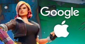 Fortnite demanda a Google como la prohibición de la batalla se intensifica