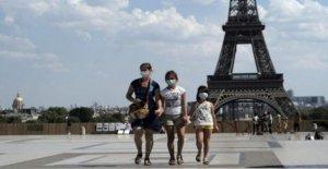 Francia, para ser agregado al reino unido de cuarentena de países