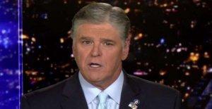 Hannity martillos Biden después de 'raro, extraño, vergonzoso público desglose': '¿Qué está sucediendo aquí?'