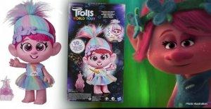 Hasbro saca los Trolls de la muñeca sobre los intereses que promueve el contacto físico inapropiado