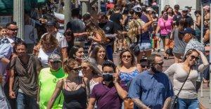 Houston última ciudad a la multa máscara residentes en el esfuerzo para controlar la propagación del coronavirus