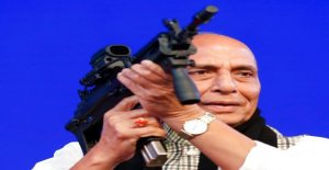India para la prohibición de más de 100 de las importaciones de equipo militar de los elementos para impulsar la 'autosuficiencia'