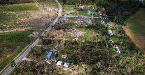 Isaias activa mortal brote de tornados mientras rugiendo de la Costa Este que rompió todos los récords
