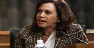 Kamala Harris, a pesar de la ley y el orden rep, golpeó repetidas veces a la indulgencia durante fiscal años