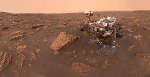 La NASA Curiosity Mars rover celebra 8 años en el Planeta Rojo