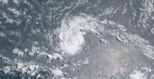 La Tormenta Tropical Josephine previsión para formar en el Atlántico, podría establecer otra temporada de huracanes registro