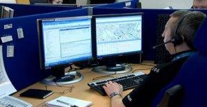 La fuerza de policía en 'más ocupado que de la Víspera de Año Nuevo'