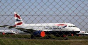 La ira se levanta como British Airways cortes comienzan a morder