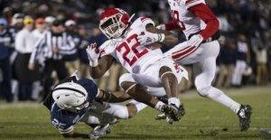 La parte superior universitario de estados unidos ligas deportivas de detener la temporada de otoño