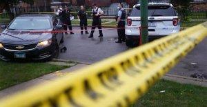 Las grandes ciudades de los estados unidos ver de doble dígito aumento en las tasas de homicidios en el primer semestre de 2020, el informe concluye