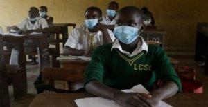 Las máscaras en la clase? Muchas preguntas como Alemanes volver a la escuela