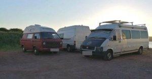 Las multas emitidas en la ofensiva en contra de 'acampada'