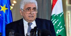 Libanés ministro de relaciones exteriores se cierra por la falta de voluntad para la reforma de la