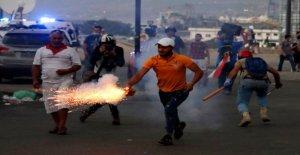 Líbano activistas miedo a la represión militar en virtud de declaración de estado de emergencia