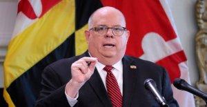 Maryland gov coronavirus 'fracaso' en un hogar de ancianos inspecciones dibuja WH calor