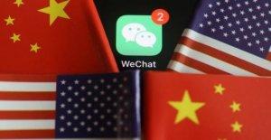 Más que una aplicación: Trump WeChat prohibición de descargas de China en el extranjero