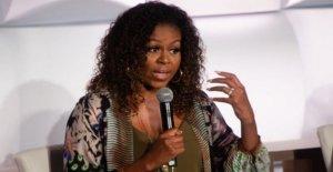 Michelle Obama dice que ha 'de bajo grado de la depresión
