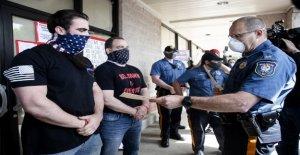 NJ gimnasio que desafió coronavirus restricciones obtiene licencia revocada: informe