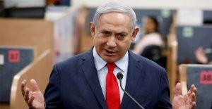 Netanyahu aplaude Israel-EAU de tratar como el mayor avance hacia la paz' en dos décadas
