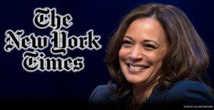 New York Times llamó para 'babear' Kamala Harris primera página: El boletín de la izquierda'
