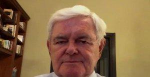 Newt Gingrich reclamaciones de Biden 'abrazo' China 'dictadura' debe choque Estadounidenses