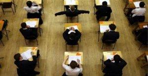 'No cambio' de postura sobre la adjudicación de las notas de un examen