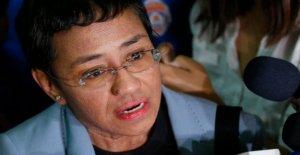 'No te callas!' La película de los proyectores de la periodista Filipino