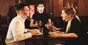Nueva Covid normas en vigor para bares y restaurantes