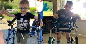 Nueva York coronavirus política de perjudicar a los jóvenes con discapacidad, los padres dicen: 'La regresión es devastador'