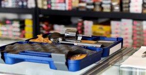 Nueva York pistola de verificaciones de antecedentes de los pinchos del 121 por ciento en junio: informe