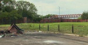 Oficiales de la policía gravemente herido' en Belfast ataque