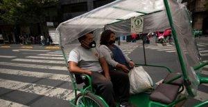 Oficiales de salud piensa que el coronavirus ha alcanzado su punto máximo en México