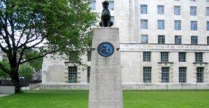 'Olvidado ejército' memorial dado mencionados estado