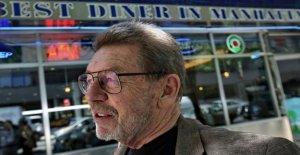 Pete Hamill, legendario de Nueva York, columnista y novelista, muere