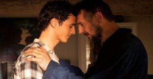 Por Liam Neeson y su hijo, el 'Made in Italy' fue un asunto de familia
