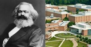 Profesor de economía, dice Wright Estado no le clase abierta crítica del Marxismo para todos los estudiantes