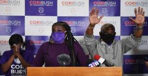 Progresiva de la mujer gana primaria, con intención de derrocar Democrático de la familia que se celebró el asiento de 50 años en San Luis