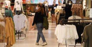 Que hará cumplir la cara cubiertas en las tiendas?