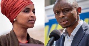 República Ilhan Omar prevalece en el contencioso de Minnesota 5to Distrito del Congreso carrera de las primarias