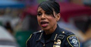 Saliente de Seattle, jefe de la policía dice que no se trata de dinero, se trata de falta de respeto para los oficiales