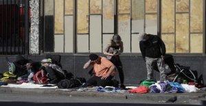 San Francisco reportero da actualización sobre el 'desastre' de la ciudad, hoteles para personas sin hogar' programa después de laboratorios de metanfetamina encontrado
