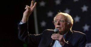 Sanders dice que él quiere de impuestos millonarios' 'obsceno' riqueza ganada durante la pandemia de coronavirus