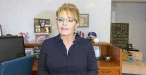 Sarah Palin dice que espera que los medios de comunicación trata de Kamala Harris, 'bastante', pero con 'ningún niño guantes